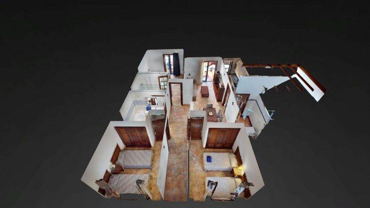 LZ 210739-3 Grundriss der Wohnung