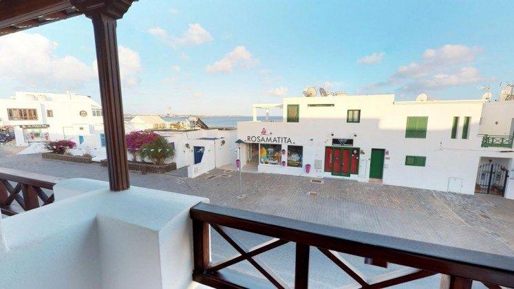 Kanarische Inseln Lanzarote Wohnung in Playa Blanca