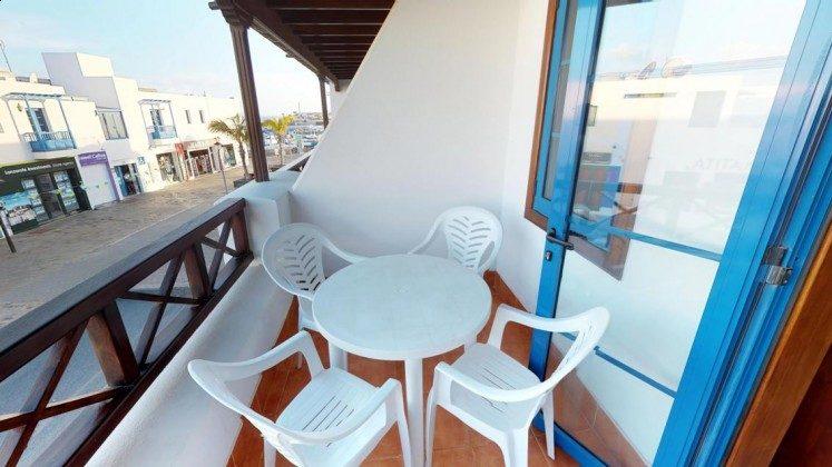 LZ 210739-3 Ferienwohnung mit Balkon