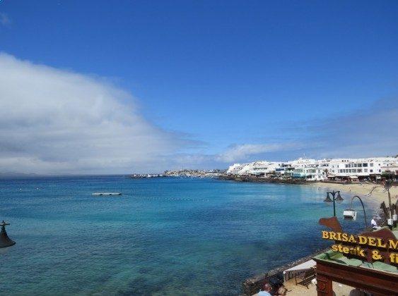 LZ 210769-4 Lanzarote Wohnung mit Terrasse und Meerblick