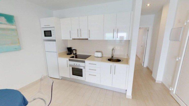 LZ 210770-9 Wohnbeispiel Küchenzeile Wohnung C
