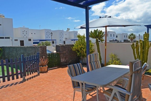 Lanzarote Ferienhaus mit Swimmingpool