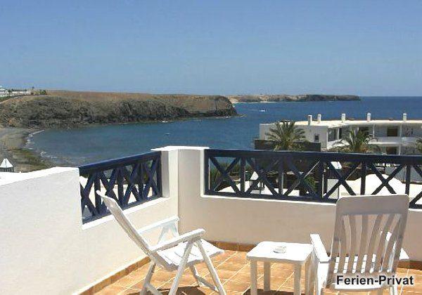 Villa mit Meerblick und Pool Lanzarote S�d