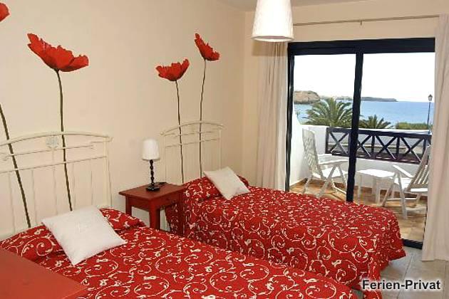 Lanzarote Villa mit Meerblick und Pool
