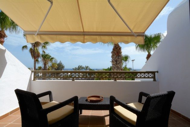 Kanaren Lanzarote Ferienwohnung mit Meerblick