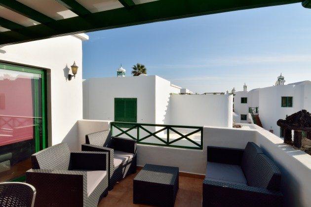 LZ 110068-78 Wohnbeispiel Terrasse im Obergeschoss