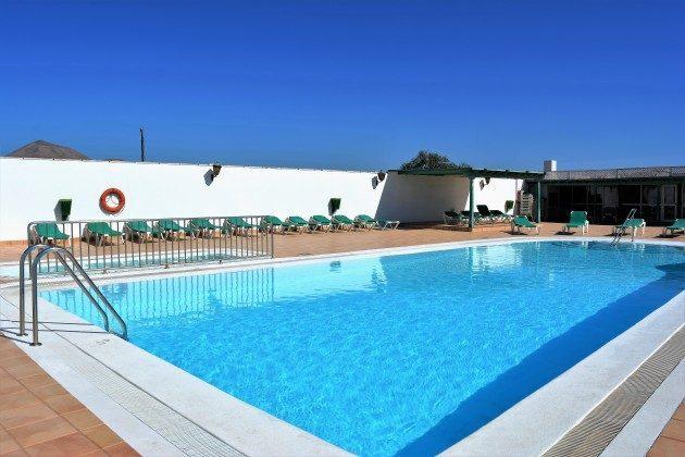 Spanien Kanarische Inseln Apartment mit Pool auf Lanzarote