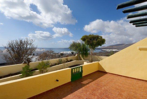 Kanaren Spanien Lanzarote Ferienapartment mit Meerblick