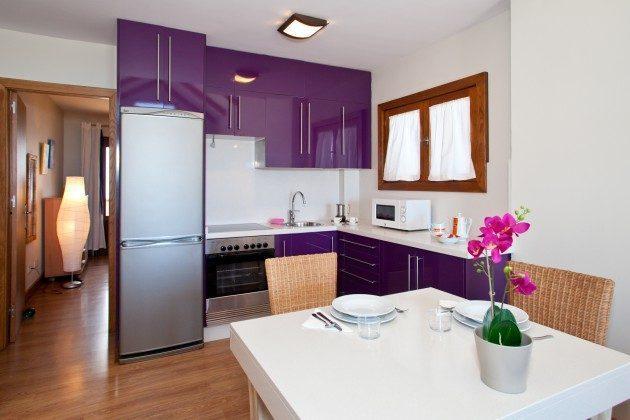 Wohn-/Essraum mit Küchenzeile Ferienhaus LZ 110068-44