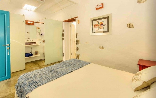 LZ 144288-27 Wohnbeispiel Boga, Bad en-suite zum Schlafbereich