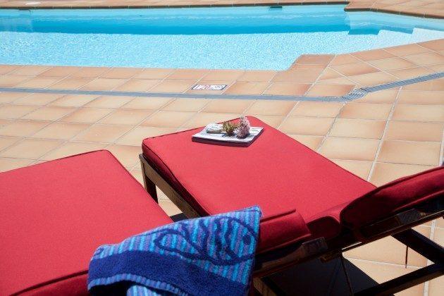 Kanarische Inseln Lanzarote Landhaus mit Pool