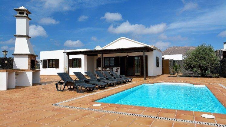 Kanarische Inseln Spanien Landhaus Lanzarote