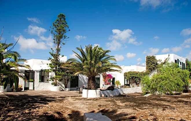 Zimmer Lanzarote mit Garten