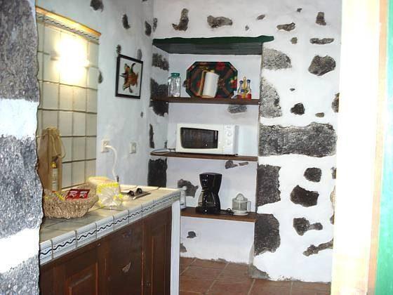 Wohnbeispiel Küche