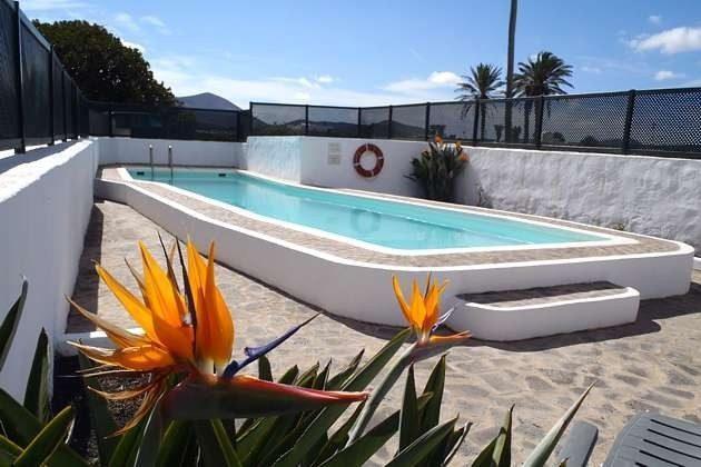 Kanarische Inseln Lanzarote Ferienhäuser mit Pool