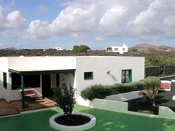 Ferienhaus Lanzarote mit Gemeinschaftspool