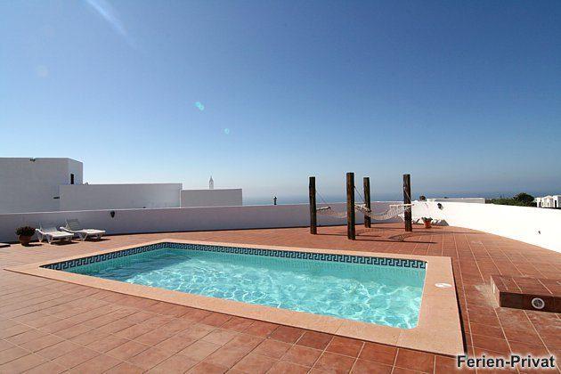 Ferienhaus Lanzarote mit Pool