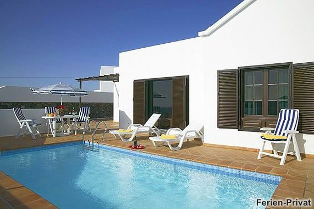 Villa Lanzarote mit Pool im S�den