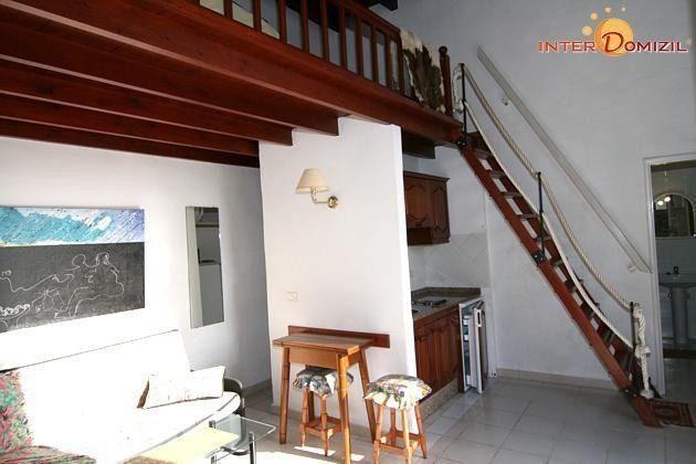 Küche und Aufgang Schlafzimmer, Azul