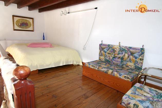 Schlafzimmer, Azul