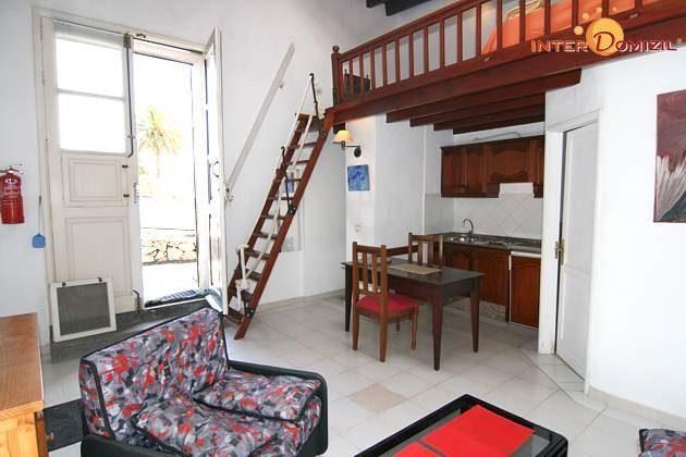 Wohn-/Essbereich, Küche, Verde