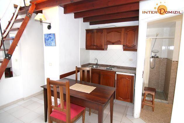 Küche und Essplatz, Verde