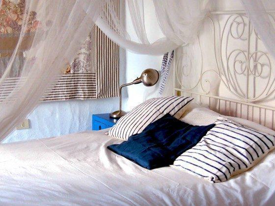 Schlafzimmer LZ 36081-12 mit Doppelbett/Himmelbett