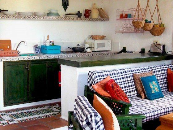 LZ 36081-12 Wohn-/Essraum mit Küchenzeile