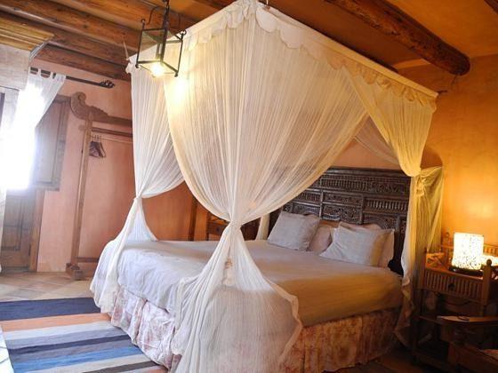 Schlafzimmer La Troja