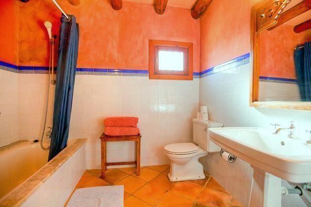 Badezimmer La Troja
