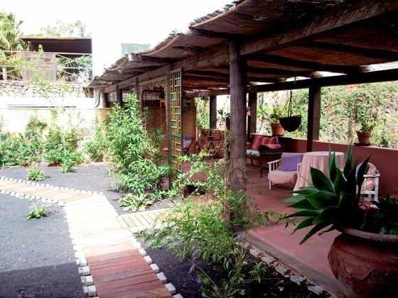 Außenbereich Terrasse und Garten