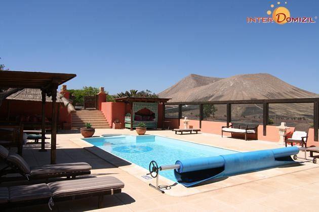 Lanzarote Ferienhaus mit Gemeinschaftspool