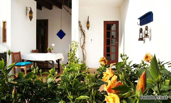Lanzarote Apartment auf einer Finca