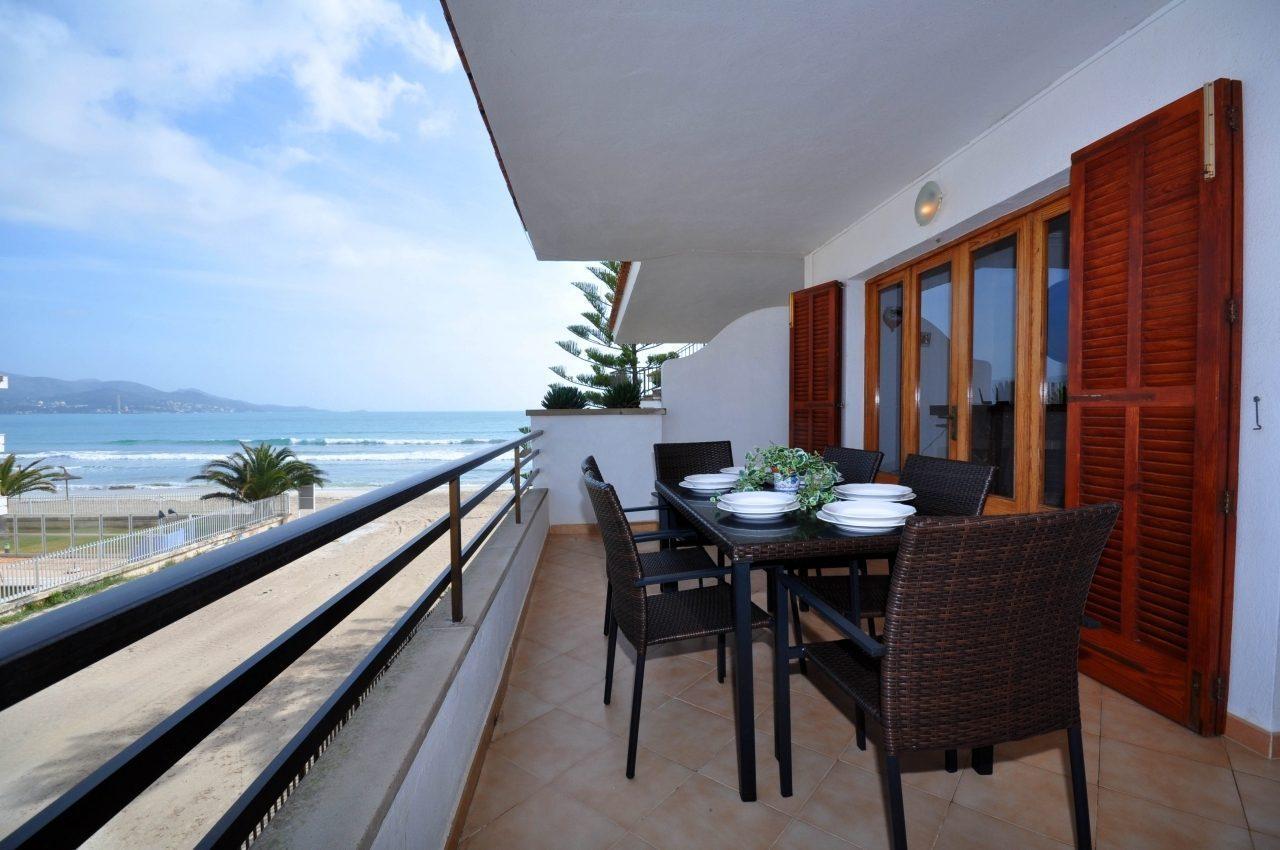 Bild 2 - Ferienwohnung Playa de Alcudia - Ref.: 150178-526 - Objekt 150178-526