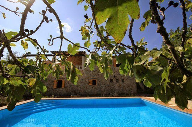 Ferienwohnung Mallorca mit Kamin