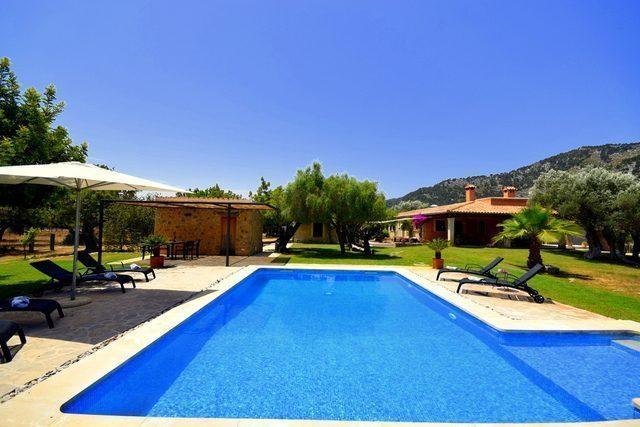 Ferienhaus Mallorca mit Wandergegend