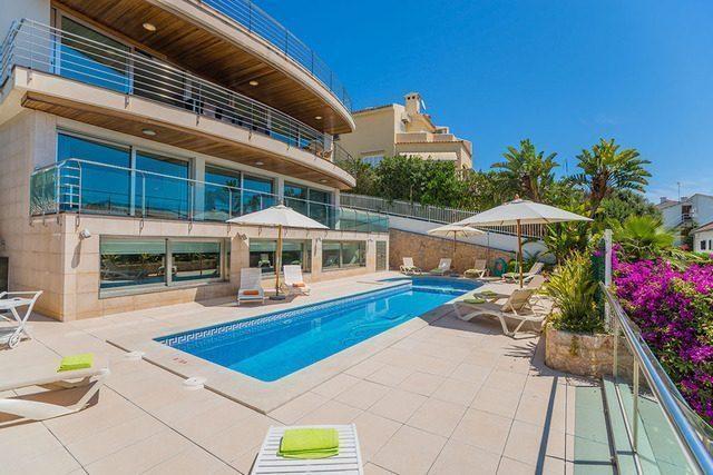 Ferienhaus Mallorca mit Golf-Möglichkeit
