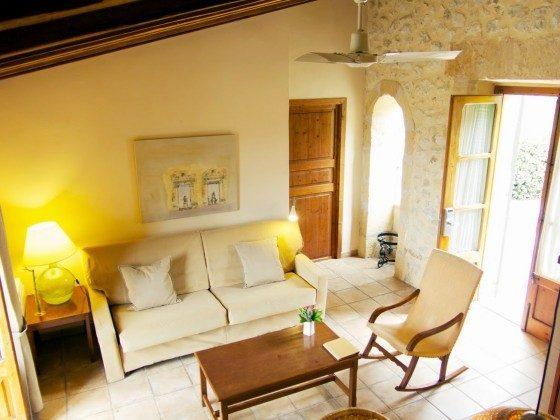Beispiel Wohnzimmer 2 Personen Apartment Ref. 3059-1 Mallorca