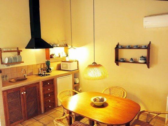 Beispiel Küche 2 Personen Apartment Ref. 3059-1 Mallorca
