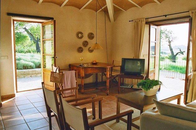 Beispiel Wohn- und Essküche 2 Personen Apartment Ref. 3059-1 Mallorca