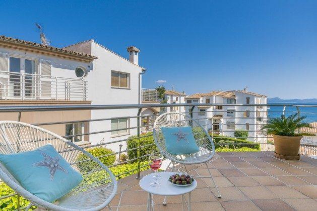 Terrasse 3 Mallorca Alcudia Alcanada Villa 27849-1