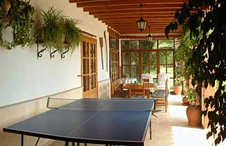 Casa Jordi Tischtennis