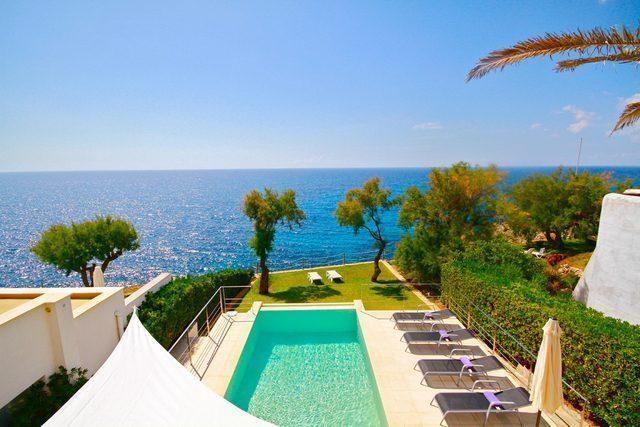 Ferienwohnung Mallorca mit Garten