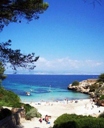 Bild 2 - Mallorca Ferienvilla Bucht von Palma - Objekt 116932-1