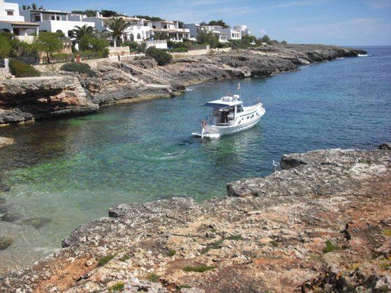 Bild 3 - Ferienwohnung Mallorca Ferienunterkünfte Cala ... - Objekt 2734-1