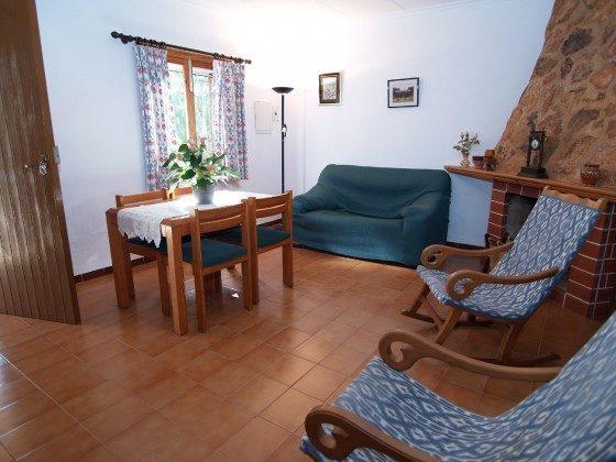 Wohnzimmer, Cala Mondragó Ferienhaus Ref. 2455-93