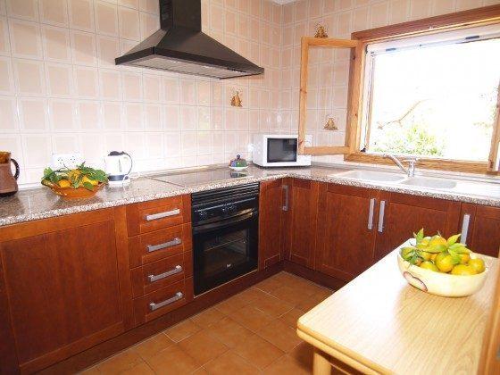 Küche, Cala Mondragó Ferienhaus Ref. 2455-93