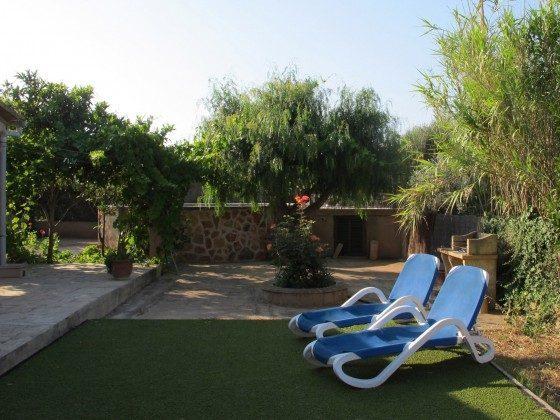 Garten Grillstelle, Cala Mondragó Ferienhaus Ref. 2455-93