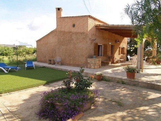 Außenansicht, Cala Mondragó Ferienhaus Ref. 2455-93