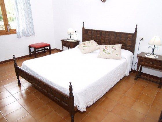 Schlafzimmer 1, Cala Mondragó Ferienhaus Ref. 2455-93